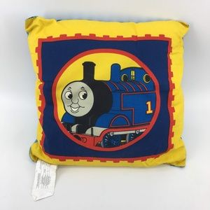 Thomas and Friends Throw Pillow